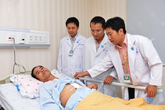 """Bệnh viện Đại học Y Dược TP HCM cứu sống ngoạn mục 1 ca """"nghìn cân treo sợi tóc"""""""