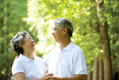 Tháp dinh dưỡng cho người cao tuổi