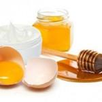 5 bí quyết làm đẹp từ mật ong và trứng gà