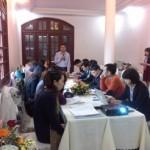 """Hội thảo """"Xây dựng định hướng và giải pháp phát triển Viện Dược liệu đến năm 2020"""" tại Sapa"""