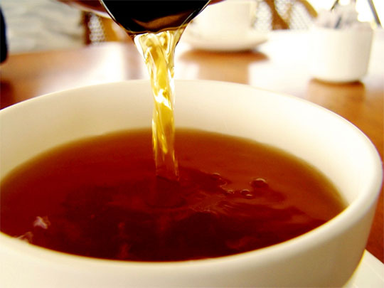 Tác dụng của trà Hồng Sâm Hàn Quốc bồi bổ, gia tăng sức khỏe.