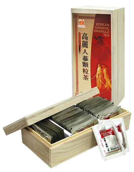 Tác dụng của trà Hồng Sâm Hàn Quốc là giúp phòng chống các loại bệnh.