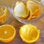 Cách trị mụn cám rẻ bèo với vỏ cam