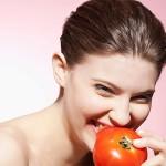 Cách giảm cân bằng chuối và cà chua