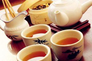 Cách sử dụng trà hồng sâm Hàn Quốc tốt cho sức khỏe