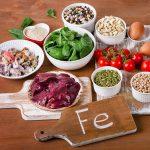 Thực phẩm cần thiết cho người thiếu máu