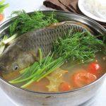 Bài thuốc chữa bệnh từ cá chép