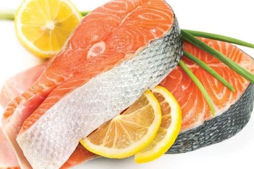 Cá - thực phẩm tốt cho sự phát triển của trí não