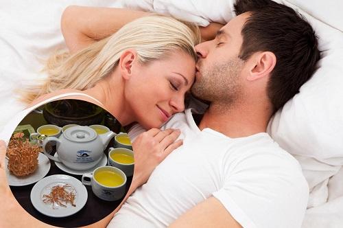 Tác dụng của đông trùng hạ thảo đối với nam giới