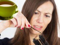 Cách sử dụng trà xanh để điều trị rụng tóc