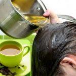 Bí quyết trị rụng tóc hiệu quả và đơn giản từ trà xanh