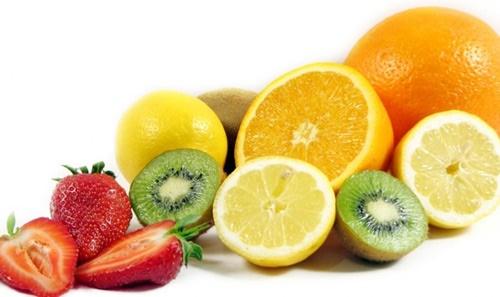 Bổ sung các loại trái cây có vitamin c