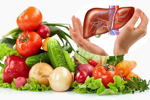 Chế độ dinh dưỡng tốt cho người bệnh gan