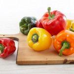 6 lợi ích từ ớt chuông cho sức khỏe mà bạn chưa biết