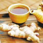 Lợi ích của trà gừng khi dùng hằng ngày