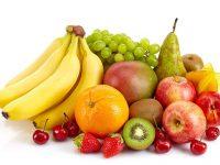 Trái cây là lựa chọn thực phẩm tốt cho người ra nhiều mồ hôi