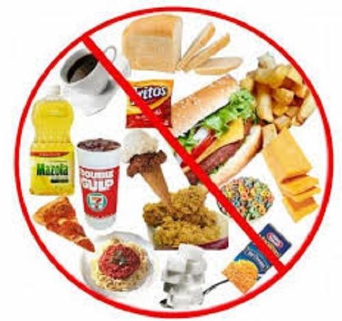 Thực phẩm không tốt cho bệnh loãng xương