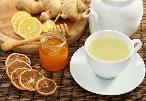Công dụng của trà gừng pha tại nhà