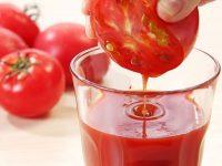 Giúp sáng mắt bằng cà chua