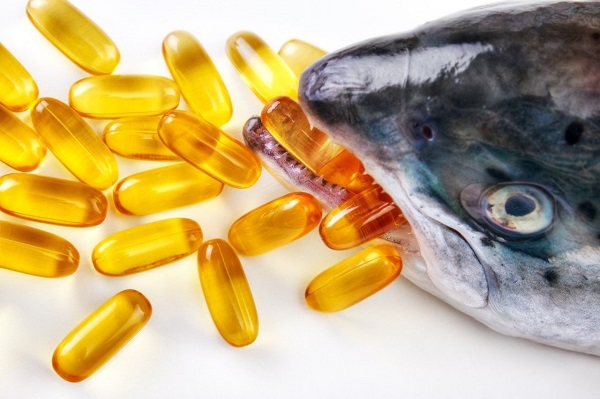 Tác dụng của dầu cá