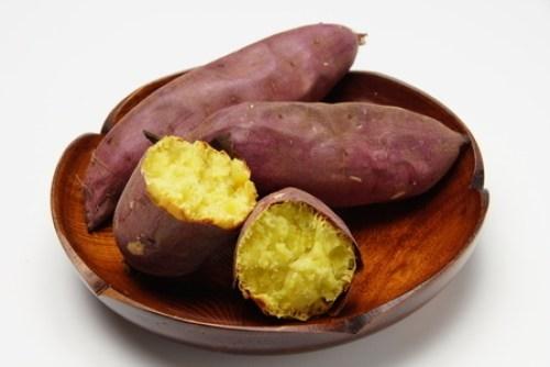 Kết hợp khoai lang trong các bữa ăn chính và phụ