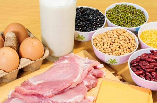 Các loại thực phẩm giàu năng lượng