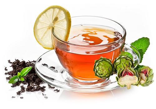 Chế biến hoa atiso thành trà