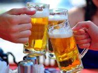 Thoải mái uống rượu bia