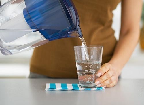 Uống nước đun sôi để nguội quá lâu