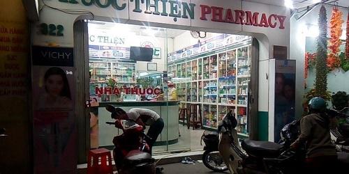 Nhà thuốc Phước Thiện