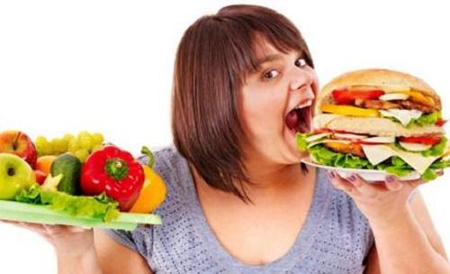 Giảm chất béo trong chế độ ăn uống hàng ngày