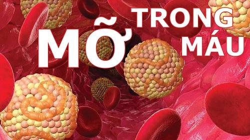Dấu hiệu nhận biết bệnh mỡ máu cao