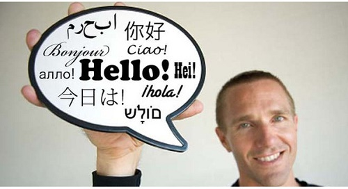 Học một ngoại ngữ mới