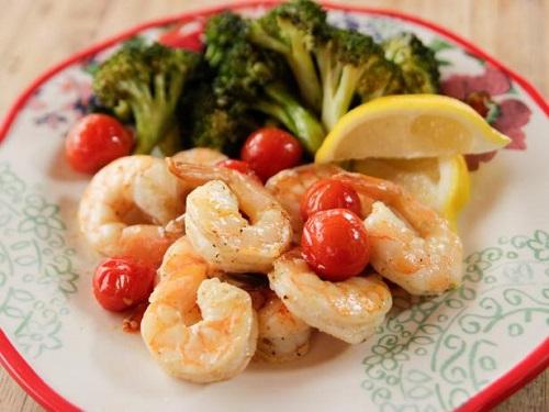 Đồ hải sản, món ăn quá mặn