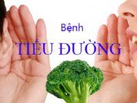 Điều trị bệnh tiểu đường bằng bông cải xanh