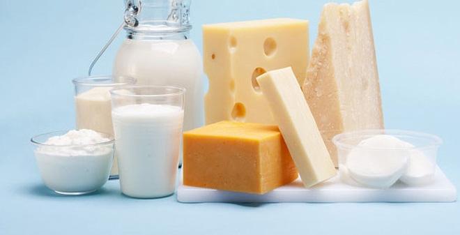 Sữa chứa rất nhiều các vitamin, a-xít amin và khoáng chất cần thiết cho hoạt động của não bộ