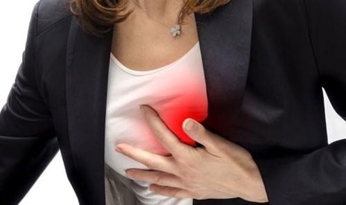 Bệnh tim mạch ở phụ nữ trung niên