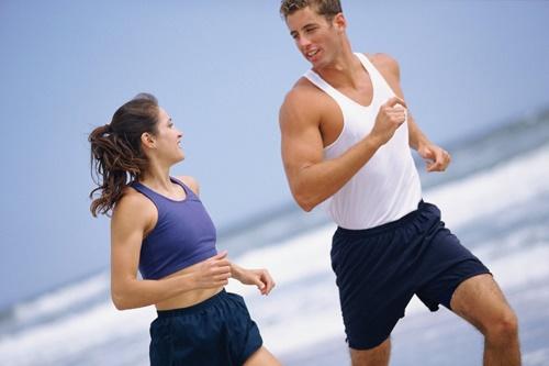 Tập thể dục hàng ngày