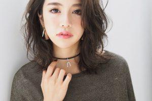 7 kiểu tóc ngắn ngang vai uốn xoăn Hàn Quốc đẹp nhất