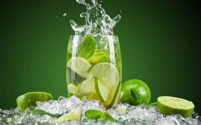 Sử dụng chanh để tăng cường sức khỏe đúng cách