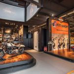 Mách bạn các mẹo thiết kế showroom xe máy ấn tượng