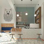 Kinh nghiệm thiết kế cho mô hình quán cafe nhỏ đẹp ấn tượng