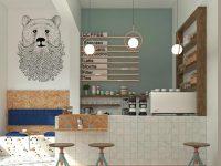 Phong cách thiết kế quán cafe có thể coi là yếu tố vô cùng quan trọng để thu hút khách hàng tiềm năng.