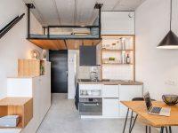 Nếu bạn muốn ngôi nhà trông thật đặc biệt thì thiết kế giường treo là một ý tưởng hay đấy!