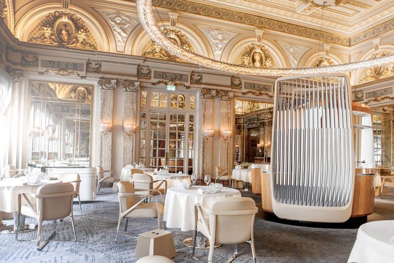nhà hàng Pháp