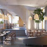 3 phong cách thiết kế thi công quán cafe với tông trắng chủ đạo