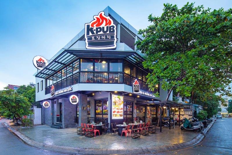 Nhà hàng K-Pub chất lừ