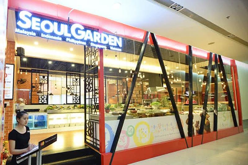 Seoul Garden - chuỗi nhà hàng chuẩn Hàn