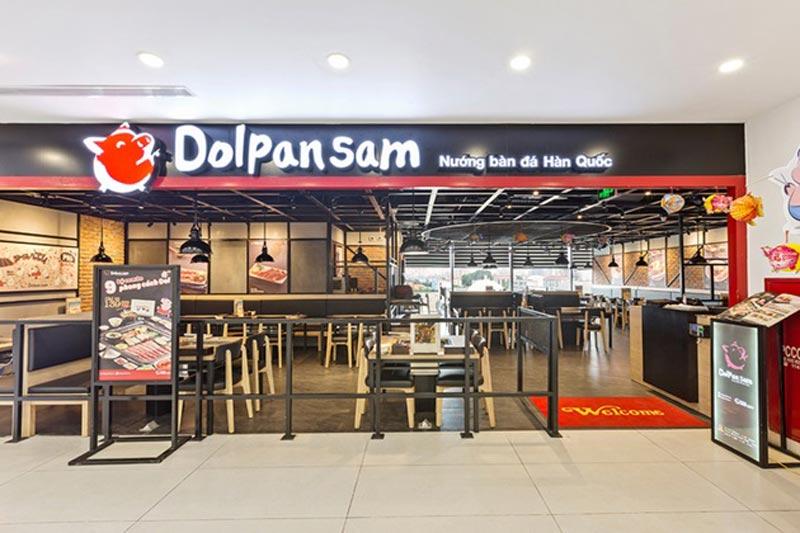 Dolpan Sam - Nướng bàn đá chuẩn Hàn