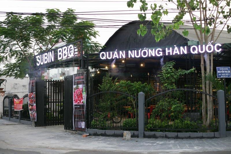 Nhà hàng lẩu nướng Subin BBQ